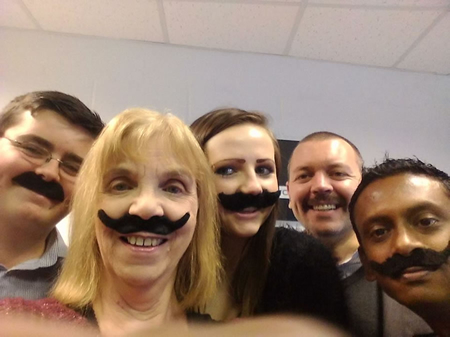 MSB and Co - Mark, Movember